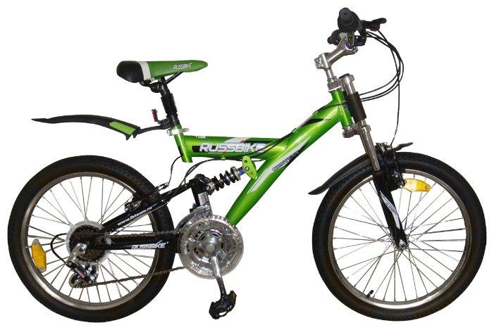 Подростковый горный (MTB) велосипед Russbike Contest (BM20503)