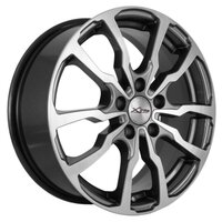 Диск колесный X-trike X-117 6.5x16/5x114.3 D60.1 ET45 HSB