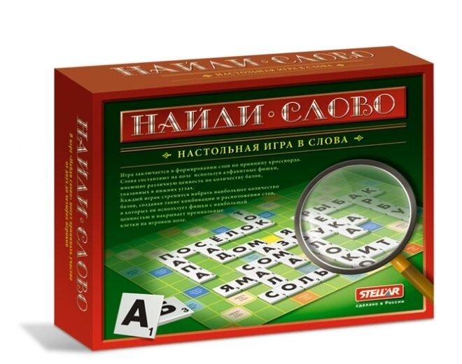 Настольная игра Стеллар Найди слово 01118
