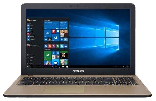 "ASUS R540YA (AMD E1 7010 1500 MHz/15.6""/1366x768/2Gb/500Gb HDD/DVD нет/AMD Radeon R2/Wi-Fi/Bluetooth/Windows 10 Home)"