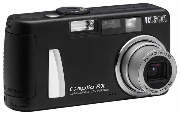 Фотоаппарат Ricoh Caplio RX