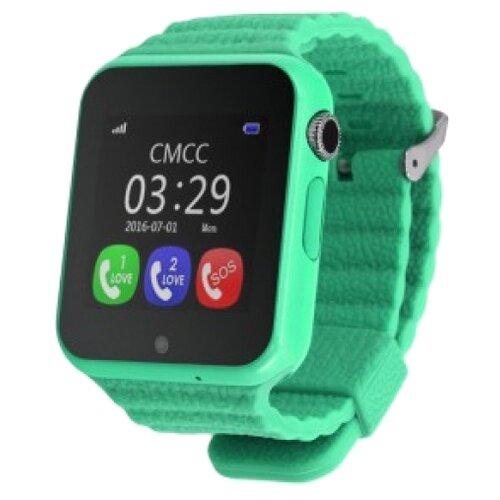 Фото - Детские умные часы Smart Baby Watch V7K зеленый часы smart baby watch s4 зеленый