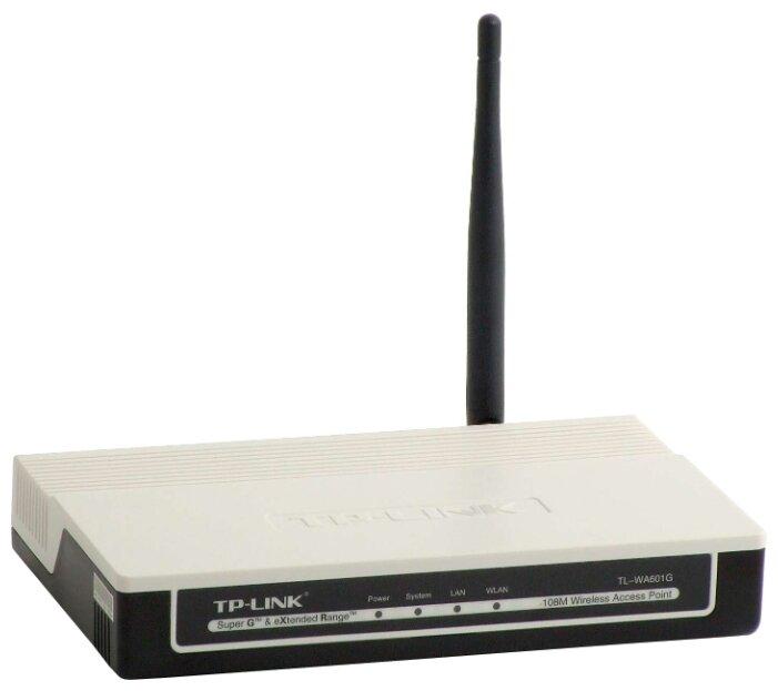 Wi-Fi роутер TP-LINK TL-WA601G