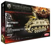 Конструктор Zormaer World of Tanks 65222 М7 Priest