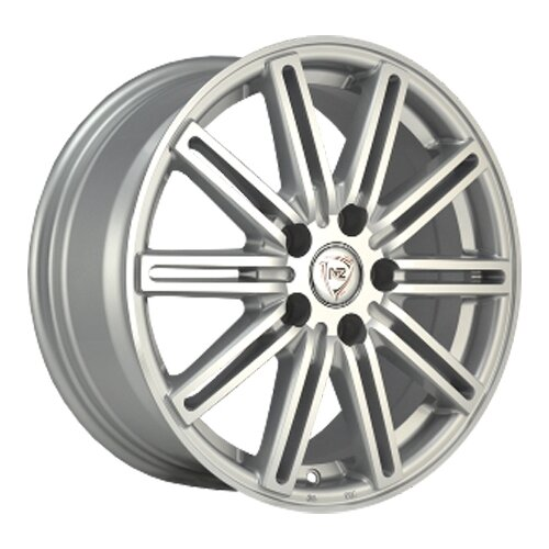 Фото - Колесный диск NZ Wheels SH662 7x17/5x114.3 D66.1 ET40 SF колесный диск nz wheels sh662 7x17 5x108 d63 3 et55 sf