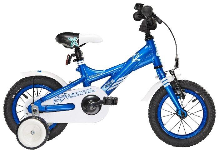 Детский велосипед S'cool XXLite 12 (2015)