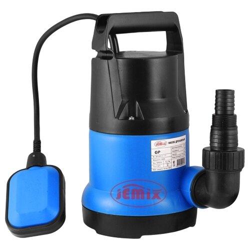 Дренажный насос для чистой воды JEMIX GP 750 (750 Вт) насос jemix jet 100