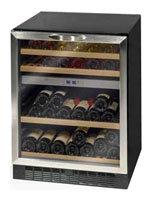 Встраиваемый винный шкаф Climadiff CV50IXDZ