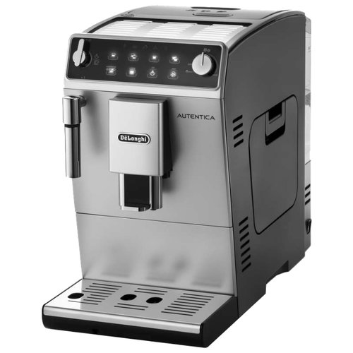 Кофемашина De'Longhi Autentica ETAM 29.510 серебристый/черный цена 2017