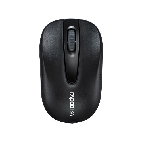 Мышь Rapoo Wireless Optical Mouse 1070P Black USB