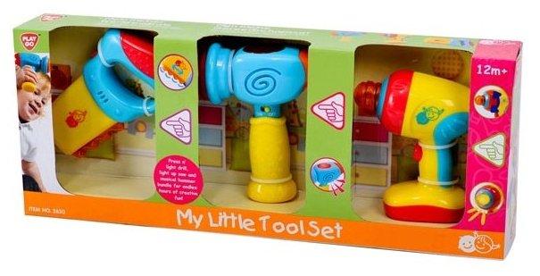 Playgo My Little Tool Set