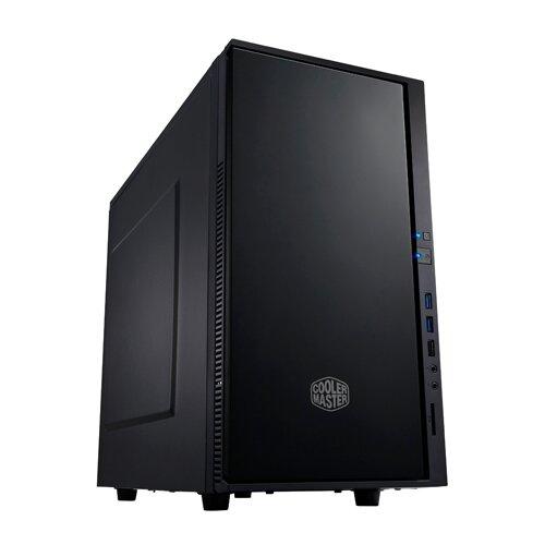 цена на Компьютерный корпус Cooler Master Silencio 352 (SIL-352M-KKN1) w/o PSU Black