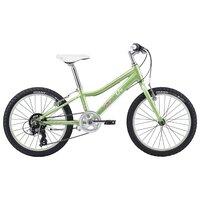 Велосипед Giant Enchant 20 Lite (2017) зеленый/белый