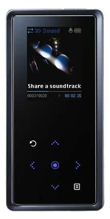 Samsung YP-K5Q