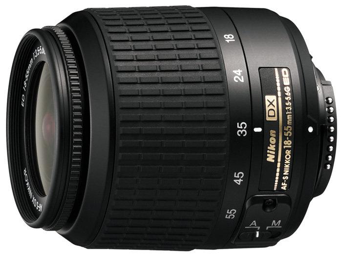 Nikon 18-55mm f/3.5-5.6G AF-S DX
