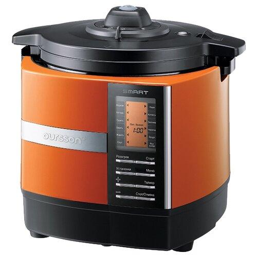 Скороварка/мультиварка Oursson MP5015PSD оранжевый