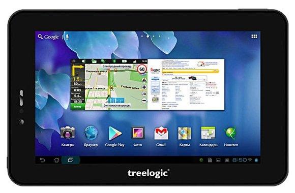 Планшет Treelogic Gravis 74 3G IPS GPS
