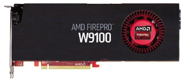 Sapphire FirePro W9100 930Mhz PCI-E 3.0 16384Mb 512 bit