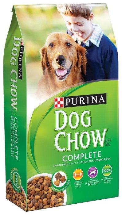 Корм для собак DOG CHOW Complete 3шт. х 2 кг