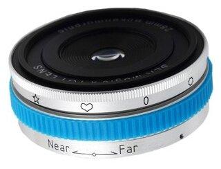 Объектив SLR Magic 28mm f/2.8 Bokehmorphic Toy Sony E