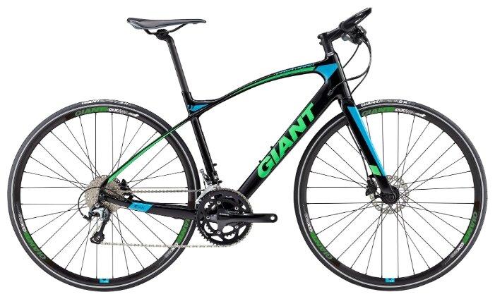 Велосипед для взрослых Giant FastRoad CoMax 2 (2017)