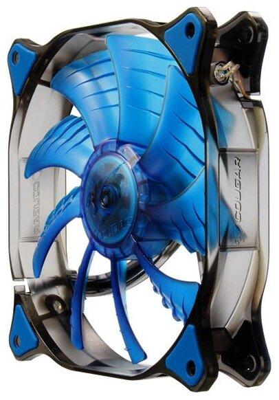 Система охлаждения для корпуса COUGAR CFD120 BLUE LED Fan — купить по выгодной цене на Яндекс.Маркете