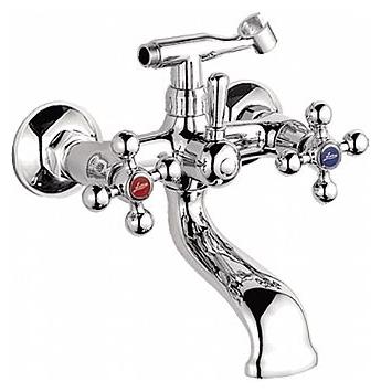 Характеристики модели Смеситель для ванны с подключением душа Ledeme H19 L3019 двухрычажный на Яндекс.Маркете