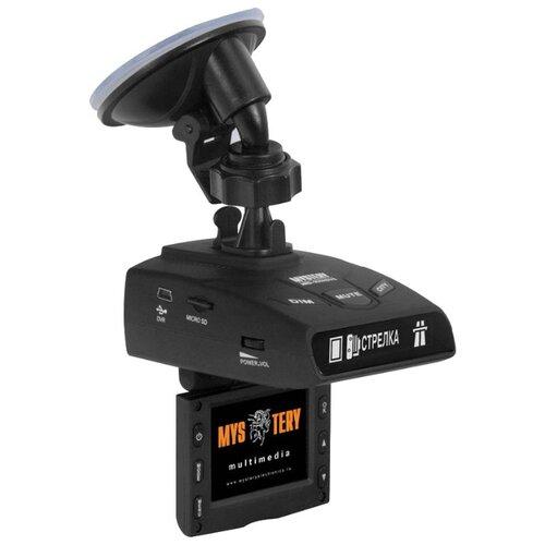Видеорегистратор с радар-детектором Mystery MRD-930HDVSG, GPS серый dvr radar mystery mrd 815hdvs