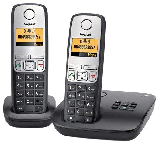 Gigaset Радиотелефон Gigaset A400A Duo