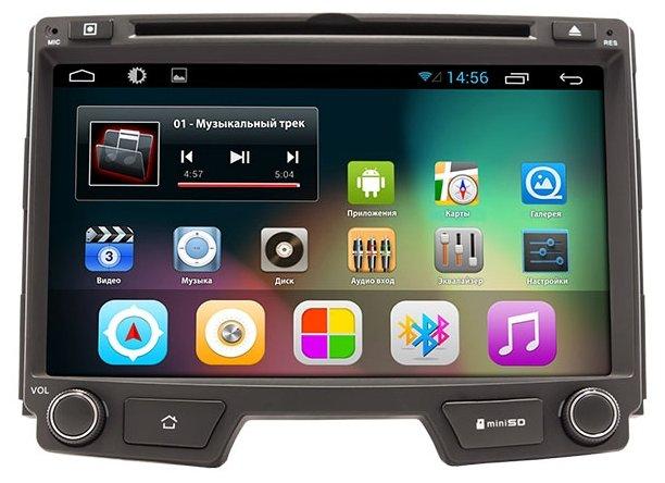 Автомагнитола Smarty Hyundai ELANTRA 2007-2010 Android