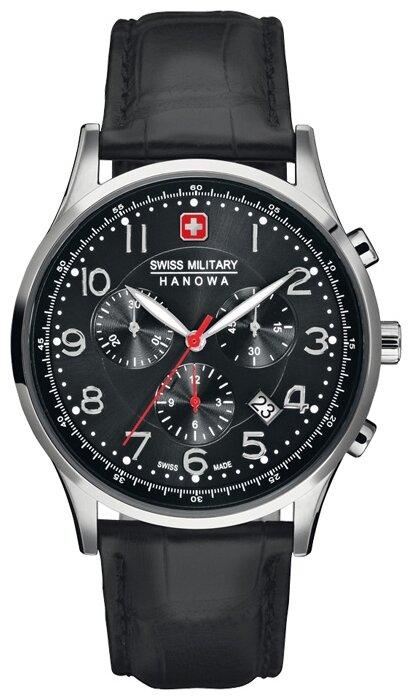 Наручные часы SWISS MILITARY HANOWA 06-4187.04.007