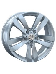 Колесный диск Replay Nissan (NS67) 7x17/5x114.3 D66.1 ET47 Silver - фото 1