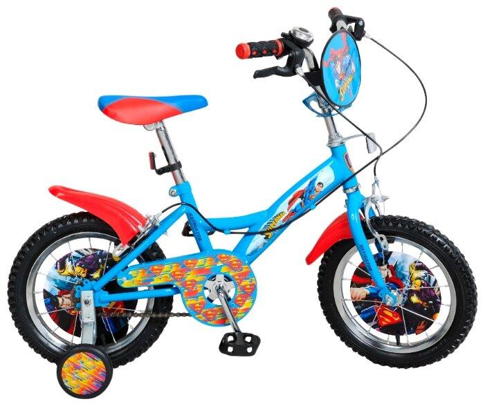 Детский велосипед Navigator Superman (ВН14158)