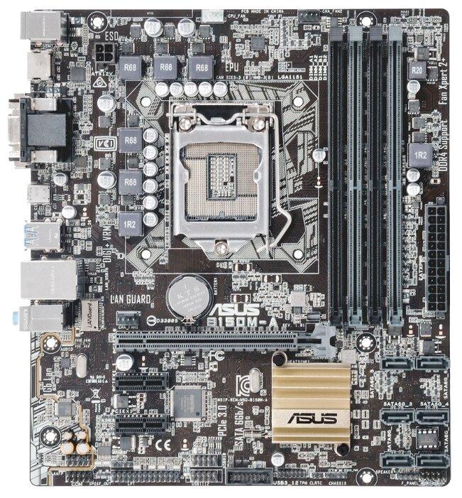 ASUS B150M-A