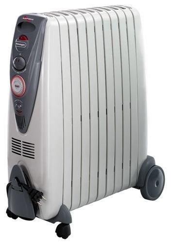 Масляный радиатор De'Longhi Rapido G 010715 R