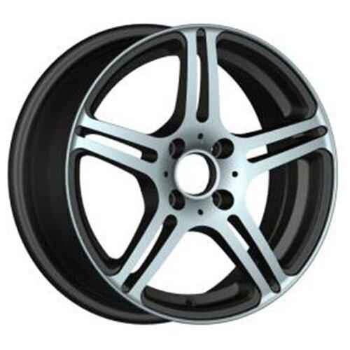 Фото - Колесный диск Racing Wheels H-568 6.5x15/5x105 D56.6 ET38 BK F/P колесный диск racing wheels h 461 7 5x18 5x108 d67 1 et45 w f p