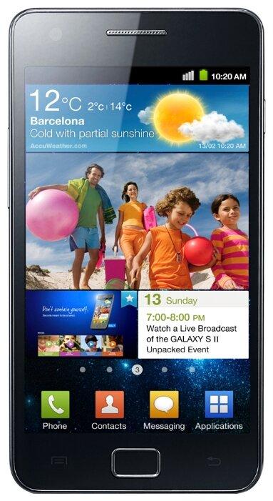 Смартфон Samsung Galaxy S II GT-I9100