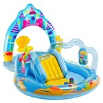 Игровой центр Intex Mermaid Kingdom Play Center 57139
