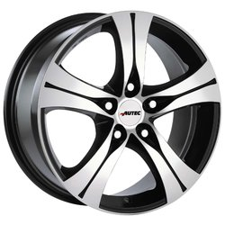 Колесные диски Autec Ethos 6.5x15/5x100 D70.1 ET48 Black Polished