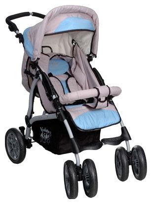 Прогулочная коляска Lider Kids D6902
