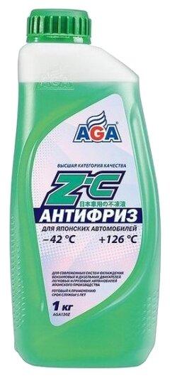 Антифриз AGA Z-C (зеленый),
