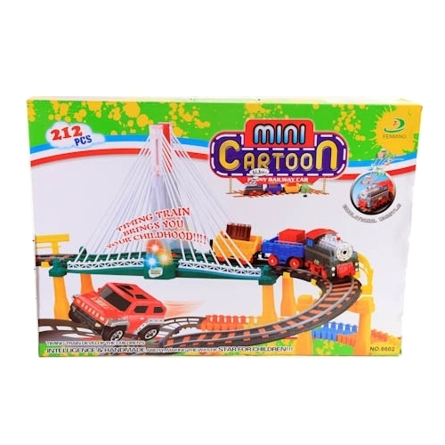 Конструктор Fenming Toys Mini Cartoon 6602 212 деталей