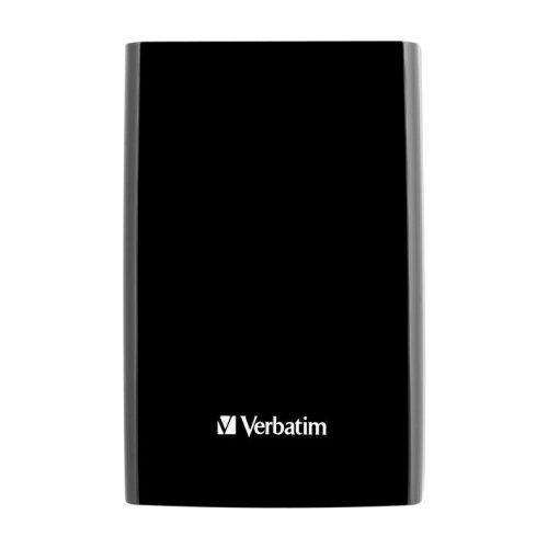 Фото - Внешний HDD Verbatim Store 'n' Go USB 3.0 1 ТБ, черный verbatim mini elements edition 8gb голубой
