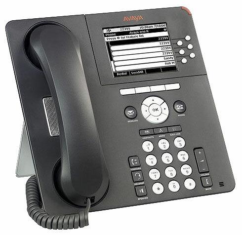 Avaya VoIP-телефон Avaya 9630G