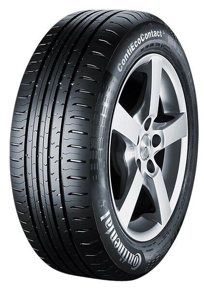 Автомобильная шина Continental ContiEcoContact 5 185/60 R14 82H