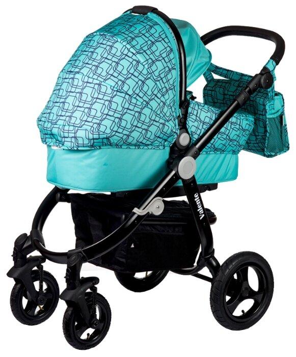 Универсальная коляска BabyHit Valente (2 в 1)