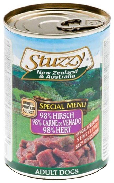 Корм для собак Stuzzy New Zealand & Australia Оленина (0.4 кг) 1 шт.