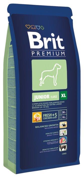 Brit Premium Junior XL (18 кг)