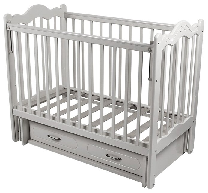 Кроватка Счастливый малыш Дюймовочка 016