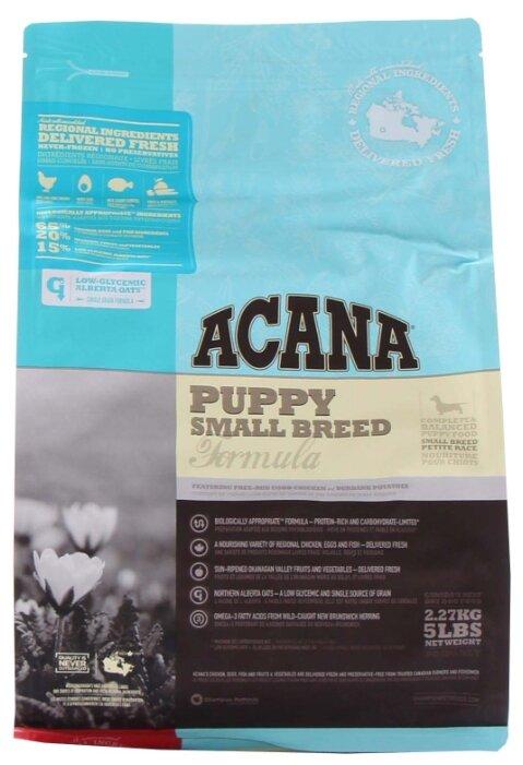 Корм для собак Acana Puppy Small Breed